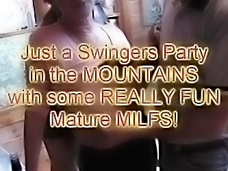 Swingers Party With Some Wild Mi...