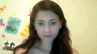Cute Turkish Legal Age Teenager Play With...