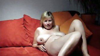 Hawt Busty Wife Cheating with Friend on...