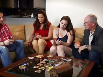Not Family Game Night