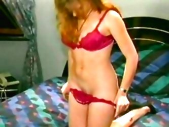 Lactating Redhead Gets Fucked