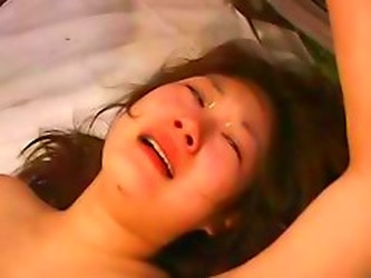Asian Babe Is Abused And Fucked Hard By...