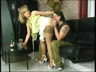 Blonde Teen Taboo Abuse by elder Brother...