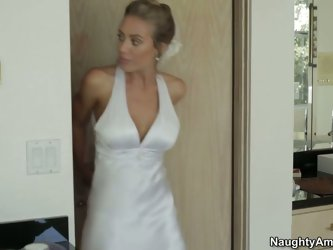 Nicole Aniston is an outrageous whore who...