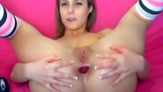 Twin Sex Anal and Vaginal