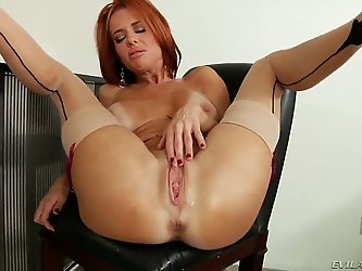 Veronica Avluv cant resist mans hard dick...